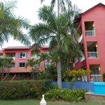 hotel coloré