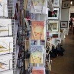Nest Shop sells cards, prints and original art.