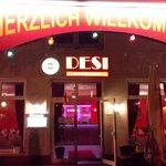 Foto van DESI Indian Restaurant