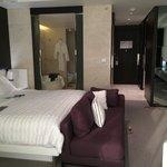 Royal club smart room.