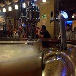 Cerveza, muy buena comida, abierto 24hs.!!!!