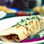 Santa's Burrito