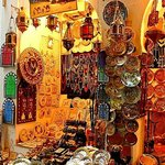 Yasmin Hammamet: Tunisia: bazar