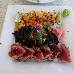 Everything Crusted Ahi