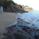 plage privée du roc e mare