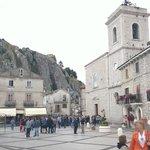 Il paese di Pizzoferrato (10 min in auto)