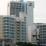 Hotel view from Condado