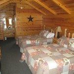 Inside the cabin room (2 queens