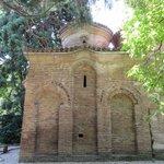 Back of the Boyana Church