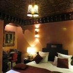 Chambre Andalous, dans le pur style marocain