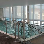top floor swimming pool with one of the best views around