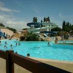 piscine exterieure eau a 28°