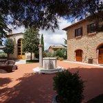 Il Granaio und ein Wohngebäude