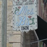 Foto de Mrs. B's Historic Lanesboro Inn