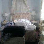 Lidt smalt værelse
