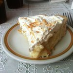 Coconut Cream Pie.  Super Good.