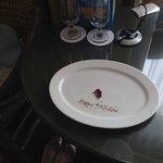 """""""Happy Birthday"""" Platter"""