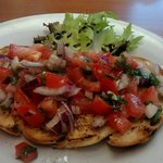 Bruschetta packed with flavour
