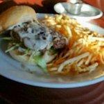 $19 burger