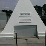 Nicholas Cage owns this tomb in St. Louis Cemetery #1
