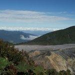 Extension impressionnante du volcan