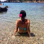 Tassos beach (spiaggia adiacente a kalithea)