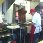 Al Pastor with pina on top!