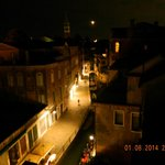 night view from terace