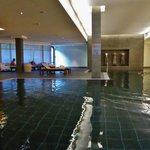 Wunderschöner Pool im Spa
