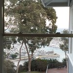 View from 310 sitting room