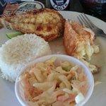 lobster fest meal