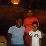 SL cricket captain Anjalo at tartaruga