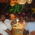 SL cricket team at tartaruga