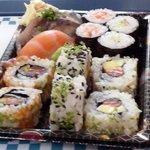 Sushi:  a perdição