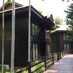 Garden Suite building