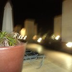 adult only roof top bar