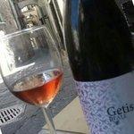 Aperitivo da Botteghelle65 con rosato Getis Reale