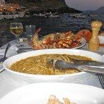Lobster spaghetti! Yummmm