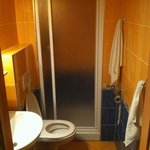 The bathroom style