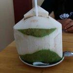 생코코넛주스