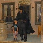 Rencontre avec Zorro !!