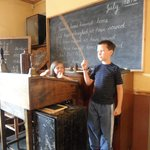 Fun in the schoolroom