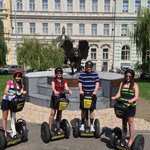 One Day in Prague on Segway