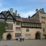 Nearby Cragside, well worth a visit