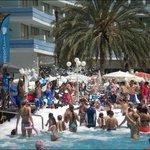 foam party, Blue Wednesdays