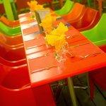 Salle de restaurant la Véranda
