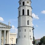 Vilniaus Katedros Varpine (Katedralens klokketårn)