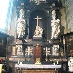 Fine altar