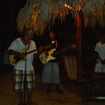Chaleco y su música garifuna
