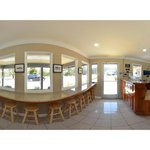 Office and Breakfast area 360 view